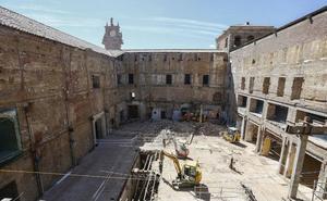 La remodelación del Hostal San Marcos contará con una partida de 9 millones de euros