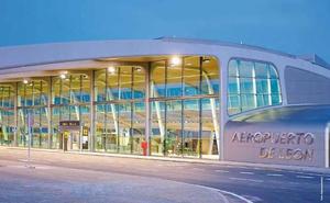 El Aeropuerto de León roza los 56.000 usuarios en 2018 y logra un crecimiento del 26,4%