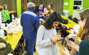La ULE organiza el III Café Internacional para facilitar el intercambio cultural e idiomático