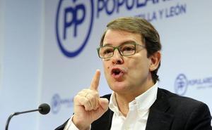 Mañueco afirma que las inversiones en infraestructuras están paralizadas y duda de la ejecución de las nuevas