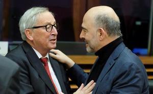 Moscovici: «España saldrá muy probablemente del déficit excesivo en marzo»