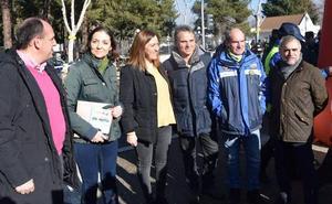 La Bañeza exalta el II Rally Turístico en Moto Ruta Vía de la Plata