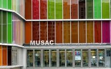 La artista Edurne Rubio visita el jueves el Grupo de Diálogo sobre Cine del Musac