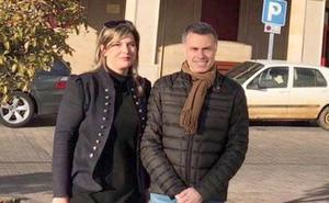 Estíbaliz García se suma a la candidatura de Juan Pablo Regadera