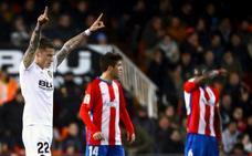 Marcelino respira con el pase del Valencia