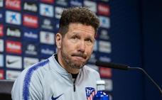 Simeone: «No pienso en Morata, sino en los que me pueden dar soluciones mañana»