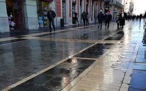 UPL exige a los servicios municipales mayor celo para combatir las aceras heladas en León