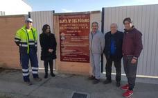 Santa María del Páramo estrena Punto de Transferencia de Residuos