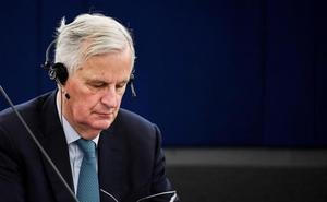 Barnier emplaza a acelerar los preparativos de un 'brexit' sin acuerdo