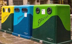 San Andrés sacará a la licitación la inminente renovación de los contenedores más deteriorados del municipio