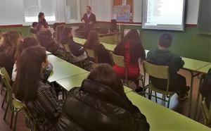 El programa 'Empresa Familiar en las aulas' llega a León de la mano de Tecoi