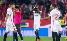 El Sevilla pierde pero hace valer la renta de San Mamés para pasar