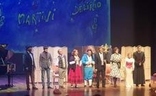 Éxito de la III gala solidaria a favor de Alfaem Salud Mental