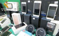 29 detenidos por falsas contrataciones y portabilidades telefónicas, algunas de ellas en León