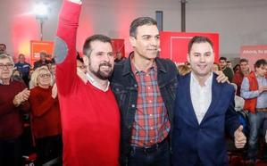 Un año de la visita de Pedro Sánchez a León: «Ha cumplido aquello que prometió»