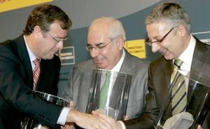 Antonio Silván lamenta el fallecimiento del «histórico político asturiano» Vicente Álvarez Areces