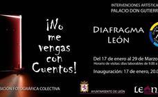 El colectivo de fotografía 'Diafragma León' expone en el Palacio de Don Gutierre hasta el próximo 29 de marzo
