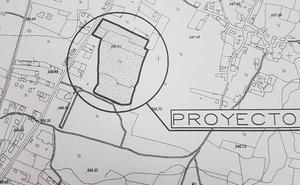 El Ayuntamiento de Villaquilambre se hará cargo de la urbanización inacabada del conocido 'Chalet de Pozo'