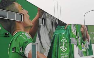 La 'nueva cara' del Atlético Astorga para su medio siglo de vida