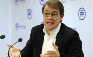 Alfonso Fernández Mañueco interviene en la Convención Nacional del PP 'España en libertad'