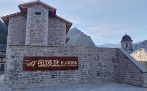 Oseja de Sajambre se prepara para abrir el centro de visitante La Fonseya