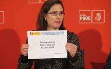 El PSOE afirma que las críticas a los PGE llegan desde ejecutivos «que no han presentado cuentas por cobardía, inutilidad o vagancia»