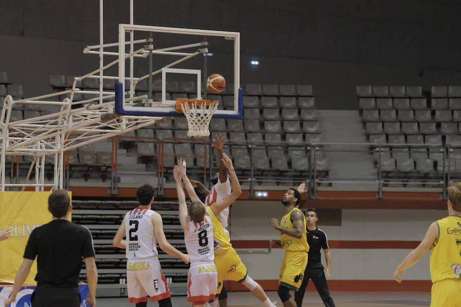Derrota de Basket León en Gijón
