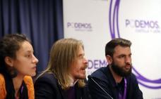 Pablo Fernández ve la decisión de Errejón un «error y en las antípodas de Podemos»