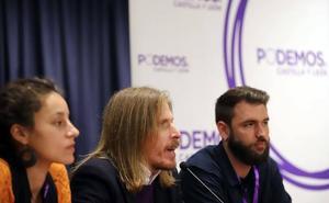 Pablo Fernández admite que la decisión de Errejón puede «dificultar» el cambio político en Madrid