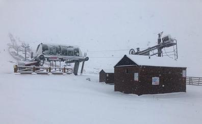 Activada la fase de alerta por nevadas en las zonas de la Cordillera Cantábrica y de la Meseta de León