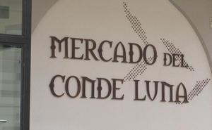 El Ayuntamiento ultima el plan de revitalización del Mercado del Conde Luna que «garantizará el 100% de la ocupación»