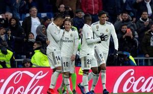 El Real Madrid encuentra el camino