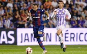 Levante y Valladolid miden sus urgencias en el Ciutat