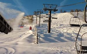 La Diputación abre este martes la temporada de esquí en Leitariegos