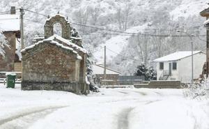 Toda la comunidad excepto Valladolid, en alerta por nevadas de hasta 30 centímetros