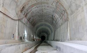 Los ventiladores se vuelven la principal amenaza para acabar los túneles de la Variante de Pajares en 2020