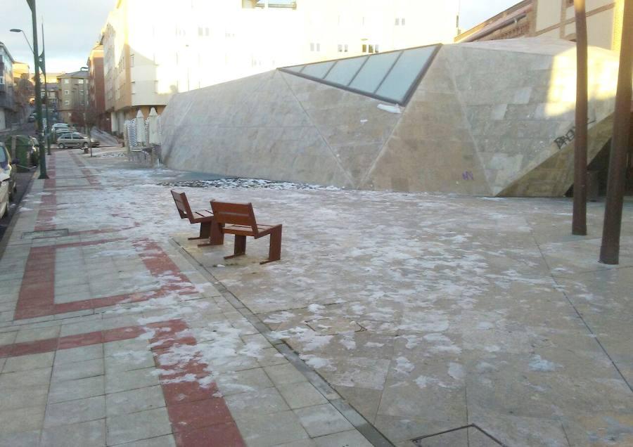 Podemos exige una buena gestión municipal en nevadas