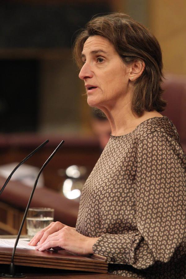 Debate del decreto del Gobierno sobre el desarrollo sostenible de las comarcas mineras
