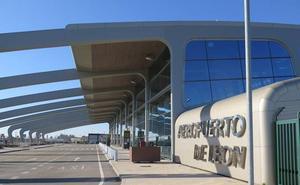 El Aeropuerto de León levanta el vuelo, incrementa en un 27% sus viajeros y garantiza su operatividad anual