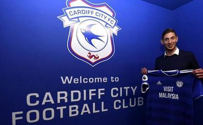 Desaparece el avión de Emiliano Sala, delantero argentino del Cardiff