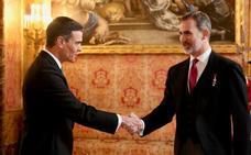 Felipe VI: «El 'brexit' tendrá consecuencias todavía hoy difíciles de valorar»