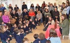 Los abuelos volvieron a las aulas en Peñacorada
