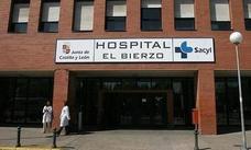 El servicio de urgencias del Hospital del Bierzo soporta ya cinco días de colapsoHospital del Bierzo.