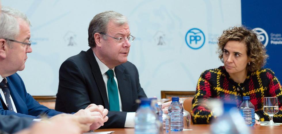 Silván reclama el apoyo del PP para levantar el CRE de Autismo en León para paliar la «epidemia»