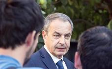 Zapatero alerta de que Venezuela no está exenta de una confrontación civil