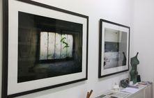 La mirada de José Ramón Vega en la Galería de Arte Armaga