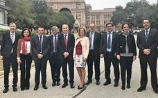 Representantes de las universidades públicas de Castilla y León visitan Texas para estrechar lazos