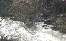 La CHD recomienda especial atención ante la crecida de los cauces de los ríos Luna y Esla, en León