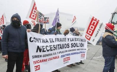 CCOO y Embutidos Rodríguez inician «con buen pie» las negociaciones para dar fin al conflicto