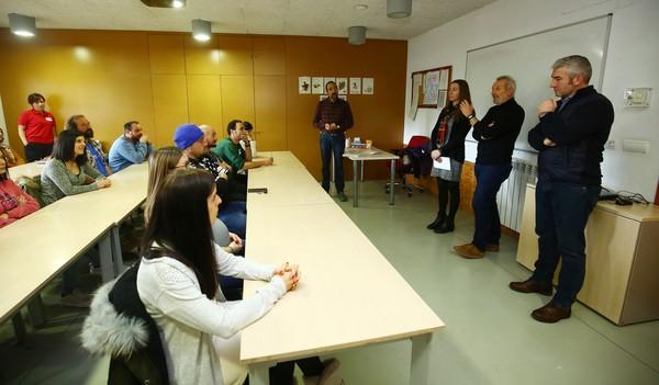 Entrega de diplomas en Ciuden Vivero